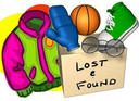 Is Your Student Missing Any Items? Stop by our Lost & Found