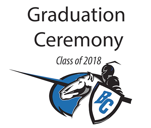 Brookfield Central Class of 2018 Graduation Ceremony