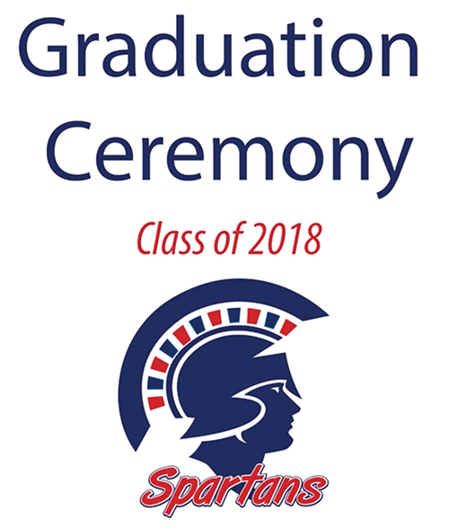 Brookfield East Graduation Ceremony Class of 2018