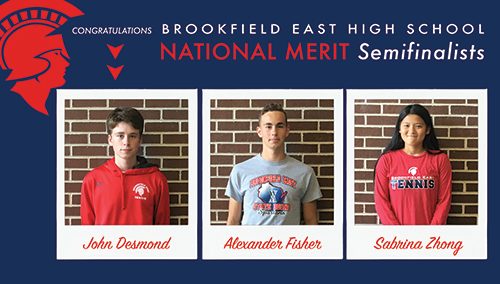BEHS National Merit Semifinalists