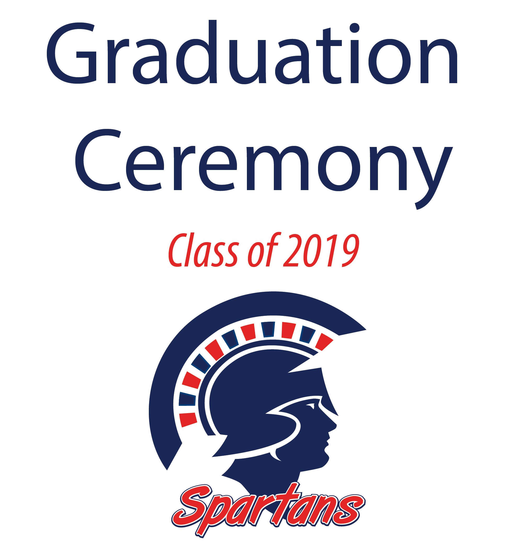 Brookfield East Graduation Ceremony Class of 2019