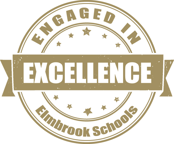 Engaged in Excellence badge