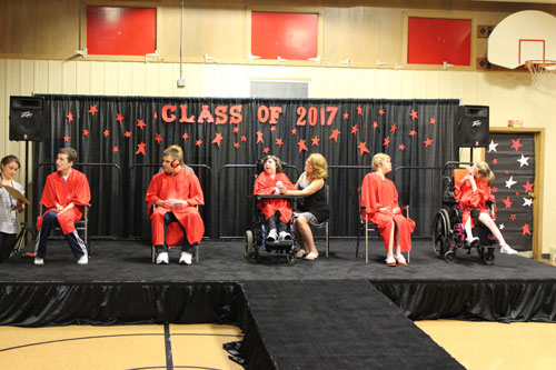 Fairview South graduates