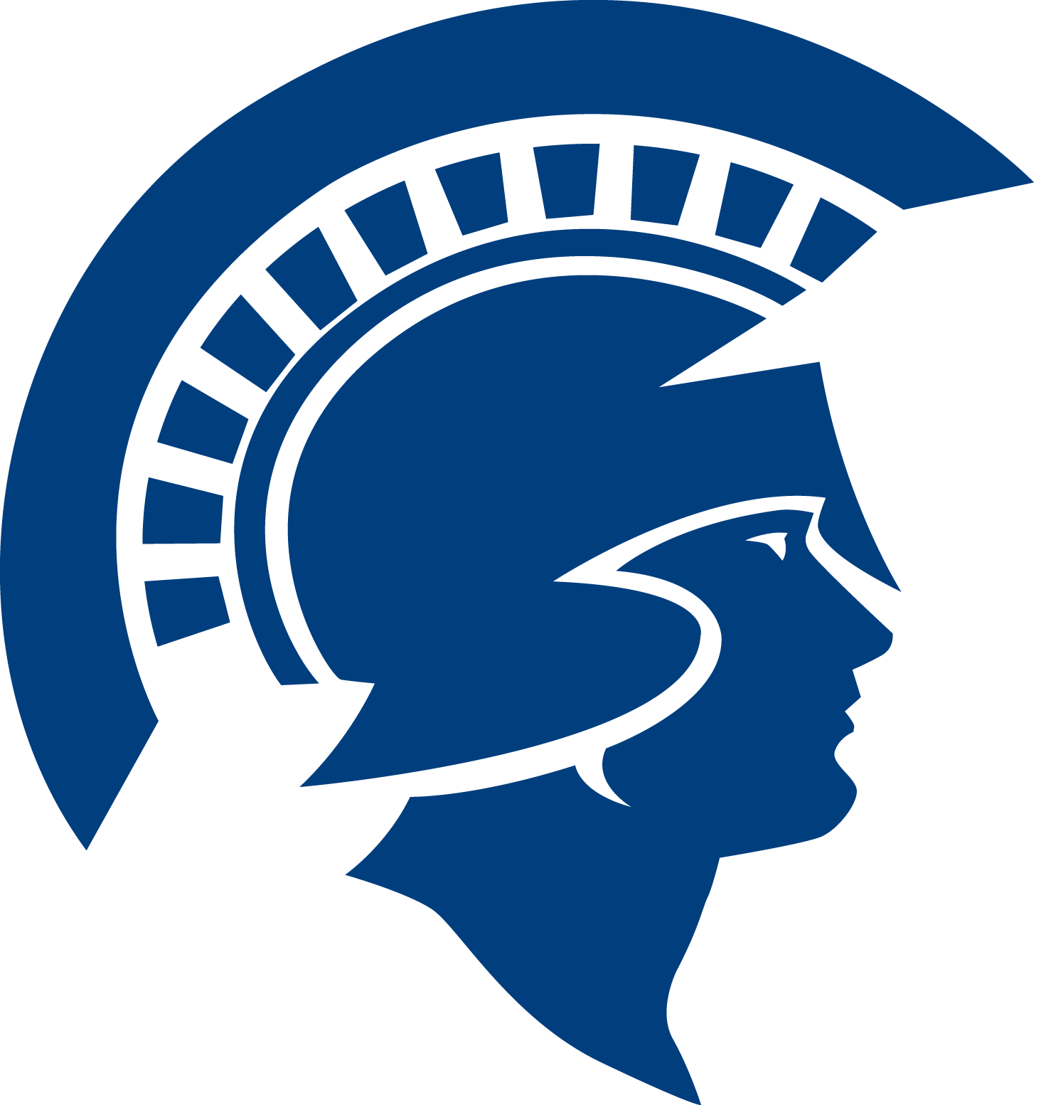 Brookfield East Spartan logo